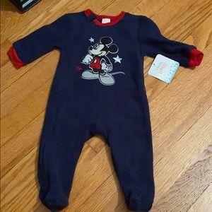 Disney baby fleece pajama